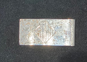 Comstock Heritage Sterling Silver Money Clip