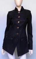 Artico Anvecchiato Jacket - Black