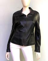 Alice Arthur Black Leather Jacket