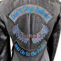 Don't Stop Believin' Tribute Jacket