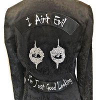Feed My Frankenstein Tribute Jacket