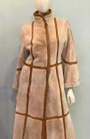 Zuki Long Tan Coat
