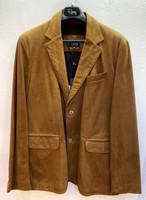 Remy Men's Two Button Leather Blazer-Chapparel