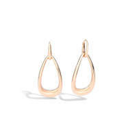 Pomellato 18K Rose Gold Fantina Earrings