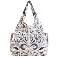 Kippy's Tattoo KK83 Bag with Spiked Overlay