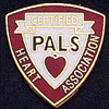 CERTIFIED PALS HEART ASSOCIATION - PN-0608