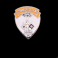 COMMUNICATIONS LAPEL PIN - PN-2808