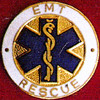 EMT RESCUE EMBLEM PIN - GPE-1079