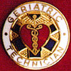 GERIATRIC TECHNICIAN EMBLEM PIN - GPE-2044