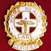 CERTIFIED HOME HEALTH CARE EMBLEM PIN - GPE-1073