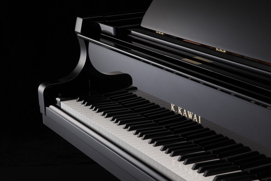 Kawai GX3 Grand Piano in Black Polish