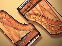 Yamaha CLP585 Clavinova Digital Piano