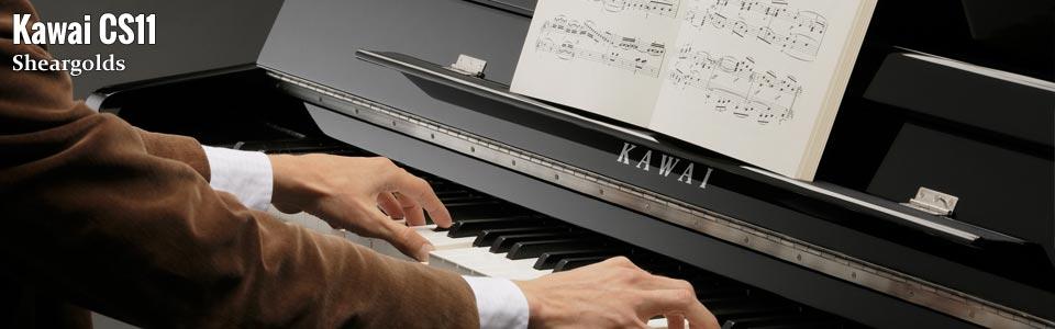 Kawai CS11 Digital Piano from Sheargolds