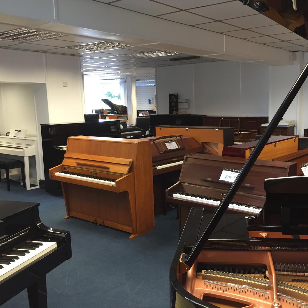 Sheargold Pianos Cobham