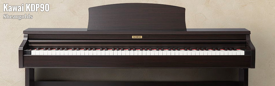 Kawai KDP90 Digital Piano from Sheargolds