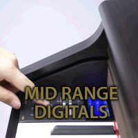 Mid Range Digital Pianos