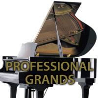 Professional Grand pianos