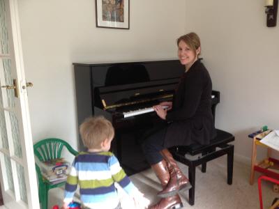 Reid Sohn RS115 Upright Piano Maidenhead