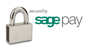 Secure shopping through SagePay
