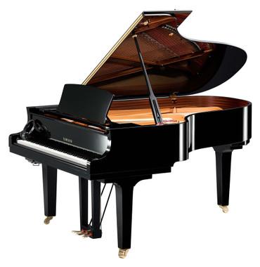 "Yamaha C5X SH 6'7"" Silent Grand Piano"
