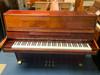 Schaefer 112 Mahogany Polyester Upright Piano