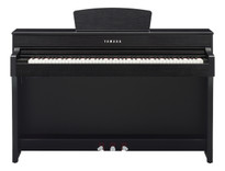 Yamaha CLP675 Black Walnut Digital Piano
