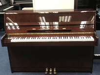 Kawai KX-10 Mahogany Polish Upright Piano