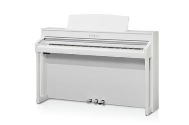 Kawai CA97 Digital Piano Satin White