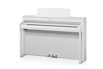 Kawai CA97 Digital Piano Satin White