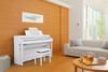 Kawai CA78 White Satin Digital Piano