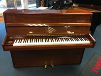 Reid Sohn S108S Walnut Polyester Upright Piano