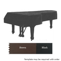 Heavy Duty Cotton with fleece lining Grand Piano Covers