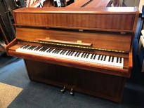 Reid Sohn S108 Mahogany Satin Upright Piano