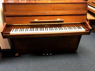 Weber E-102 upright piano