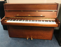 Reid Sohn S108 American Cherry Satin Upright Piano