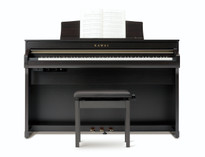 Kawai CA58 Digital Piano Bundle