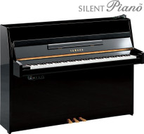 Yamaha B1 Silent SC2 Upright Piano from Sheargold Pianos