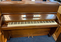 Second hand Challen 1950s Upright Piano
