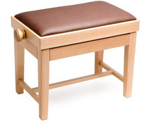 Tozer Braced Adjustable Piano Stool