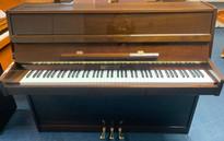 Regent 110 Mahogany Polyester Upright Piano