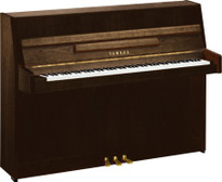 Yamaha B1 Open-pore Dark Walnut Upright Piano