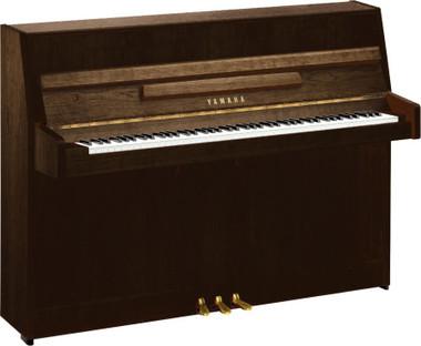 Yamaha B1 Open-pore Dark Walnut Upright Piano