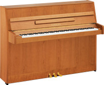 Yamaha B1 Satin Natural Cherry Upright Piano