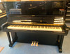 Certified Reconditioned Yamaha U3 Polished Ebony Upright Piano