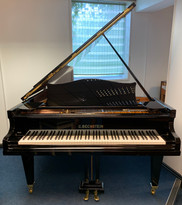 "Bechstein Model A1 Totally Restored Black 6'2"" Grand Piano"