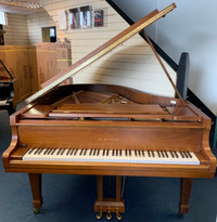 "Kawai KG2-C Walnut Satin 5'8"" Grand Piano"