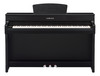 Yamaha CLP735 Black Digital Piano