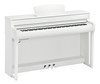 Yamaha CLP735W White Clavinova Digital Piano