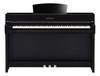Yamaha CLP735PE Polished Ebony Clavinova Digital Piano
