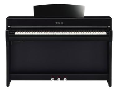 Yamaha CLP745 Black Satin Digital Piano